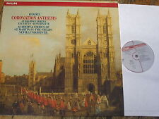 412 733-1 Handel Coronation Anthems etc. / Marriner
