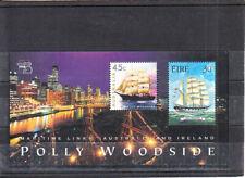 AUSTRALIA 1999 POLLY WOODSIDE  BOATS S/S   MNH VF