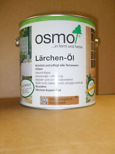 **OSMO, Lärchen-Öl, naturgetönt, 0,75 Liter***TOP-Angebot***