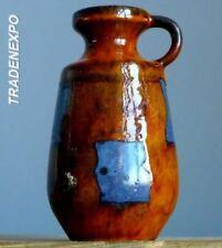 Unboxed Vases Orange Date-Lined Ceramics (1960s & 1970s)