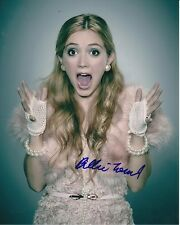 BILLIE LOURD Autographed SCREAM QUEENS CHANEL #3 Photo DAUGHTER OF CARRIE FISHER