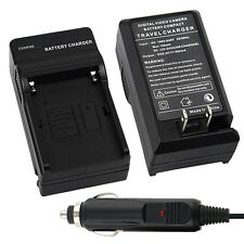 Battery Charger for SONY Li-Ion NP-FM500H NP-F550 NP-F570 LW SZUS
