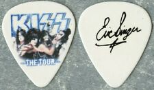 KISS Eric Singer authentic 2012 The Tour custom stage signature Guitar Pick