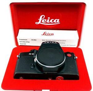 ✮ Leitz Leica R5 Body mit Box & Anleitungen Made in Germany TOP // vom Händler!