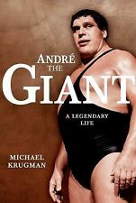 Andre the Giant: A Legendary Life (Wwe)-ExLibrary
