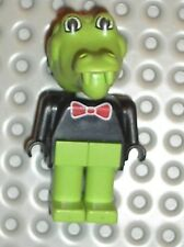 Personnage LEGO x585c02 Fabuland Figure Crocodile / Set 3645 3683