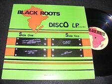BLACK ROOTS Disco LP Series #2 1993 45 rpm Sampler JAMAiCA Sugar Minott Reggae