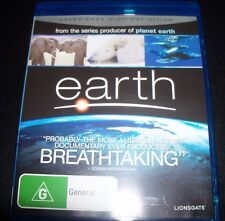"Earth 2008 BBC Documentary ""Breathtaking"" (Australia Region B) Bluray – Like New"