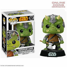 Star Wars - Gamorrean Guard Vaulted Pop! Vinyl Bobble Figure - BNIB