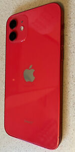 Apple iPhone 12 (PRODUCT)RED - 64GB (AT&T)