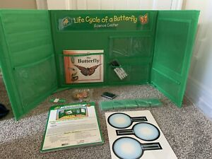 Lakeshore Instant Science Center Life Cycle of a Butterfly Teacher Curriculum