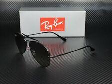 RAY BAN RB3584N 153 11 Blaze Aviator Black Grey Grdnt Dk 61 mm Unisex Sunglasses