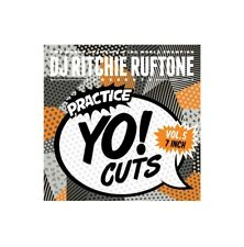 "SEALED - DJ RITCHIE RUFTONE PRESENTS PRACTICE YO! CUTS - VOLUME 5 - 7"" VINYL LP"