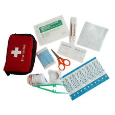 Travel Outdoor First Aid Kit Bag Emergency Medical Survival Rescue Box