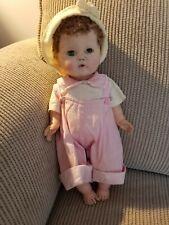 "Vintage 1950's Tiny Tears Doll 15"""