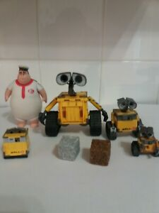 Wall-e Figures Bundle