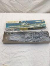 RARE VINTAGE AIRFIX 600 HMS Victorious Modèle Kit boîte d'origine scellé sac