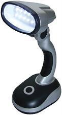 Amtech S1586 12 LED Desk Lamp Lightweight Portable Light Office