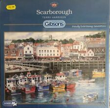 Gibsons 1000 Piece Scarborough Jigsaw