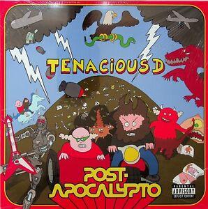 Tenacious D – Post-Apocalypto 2-LP (NEW Vinyl 2018) *GREEN COLOURED* Dave Grohl