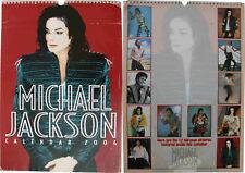 Michael Jackson Calendrier 2004 Calendar Kalendar Poster Posters