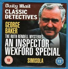 WEXFORD: Simisola — Daily Mail CLASSIC DETECTIVES promo DVD [12]
