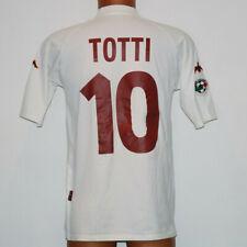 maglia Totti Roma scudetto 2000 2001 Kappa #10 no match worn Ina Assitalia L