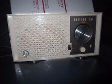 Zenith Tube Radio Model 2-1069 Fm Radio