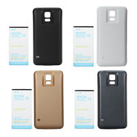 Extended 7000mAh Li-ion Backup Battery + Back Cover for Samsung Galaxy S5 i9600