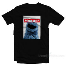 Cookie Monster T Shirt for Unisex