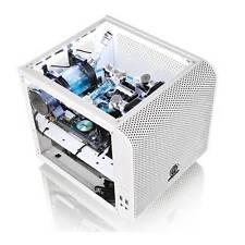 Thermaltake Core V1 Snow Edition CA-1B8-00S6WN-01 No Power Supply Mini-ITX Cube