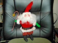 House of Hatten Mary Engelbreit Santa Claus ornament Christmas decoration 10""