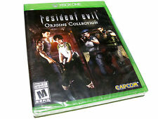 Resident Evil Origins Collection (Microsoft Xbox One) - NEW!