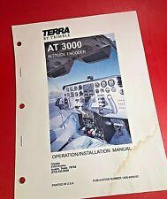 1996 Terra Trimble AT 3000 Operation Installation Manual 1900-4099-00