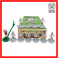 Subbuteo Team Ref 3 West Bromwich Vintage Table Football Soccer HW Zombies A1