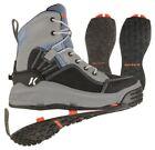 Korkers Women's Buckskin Mary Wading boots w/Felt & KlingOn rubber soles- Size 7