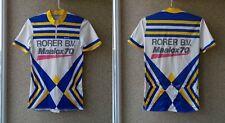 Decca Cycling 1990/1995 Shirt 2 Jersey Belgium Camiseta Italy Maalox 70