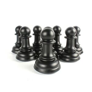 Schach Schachfigur 25 cm Gartenschach Großfeldschach Großfeldschachfigur