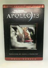 Apollo 13 (DVD, 2005, 2-Disc Set, Anniversary Edition Full Frame)