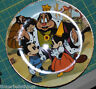 Mickey Mouse Disneyana Convention THE BRAVE LITTLE TAILOR Disney Plate 1996