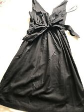 Next Petite Black Dress Size 8