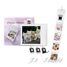 5x Pocket Clear Wall Hanging Album Instax Mini SQ10、SP-3 Photo Display