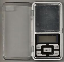 Balance Balance kilatera digital de 0,10 a 500 Grammes comprend batteries