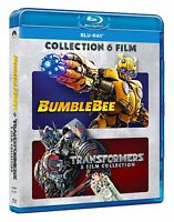 BumbleBee + Transformers - Collection 6 Film - Cofanetto 6 Blu Ray - Nuovo