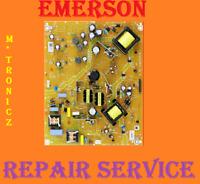 EMERSON POWER SUPPLY     A3AUUMPW-001     **REPAIR SERVICE***