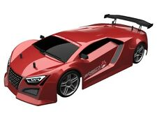 REDCAT Lightning EPX Drift 1/10 Scale Brushed Electric On Road 4WD RC Car - RED