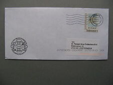 Netherlands, cover 2014, personal stamp Po&Po, Geuzendam cataloque