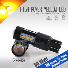 7443 LED 50W Load Resistor Adapter Anti Hyper Flashing Error Canceler