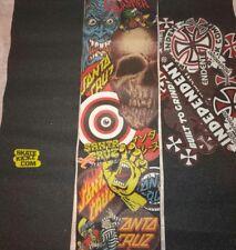 Griptape skateboard santa cruz, Independent 3 pezzi