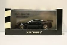 "1/43 MINICHAMPS ASTON MARTIN DBRS9 'LAUNCH VERSION"" 400 061301 2005 BLACK"